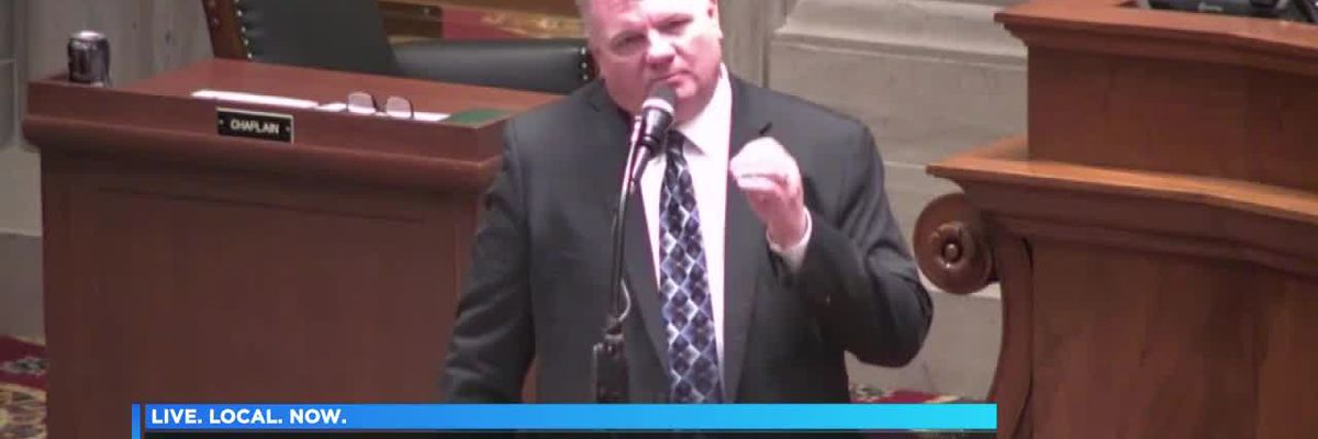 MO lawmaker speaks about controversial comment