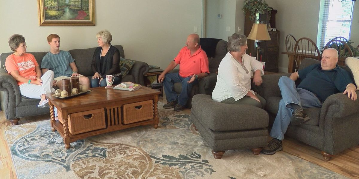 Family takes on cancer, raises awareness about genetic testing