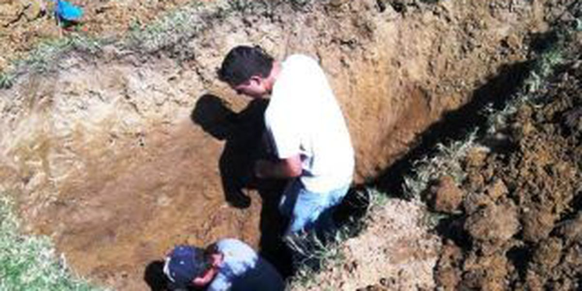 Six unmarked graves found at Herrin Cemetery