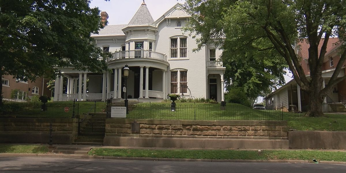 The Glenn House in Cape Girardeau is in need of improvements