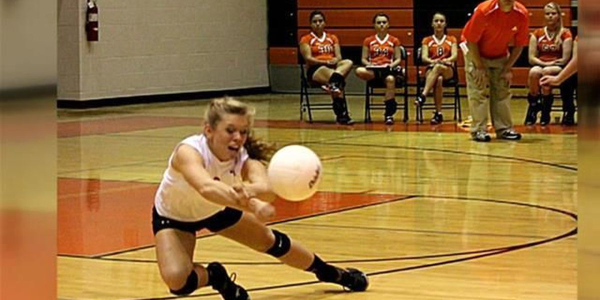 High school volleyball player hopes to make trip of a lifetime