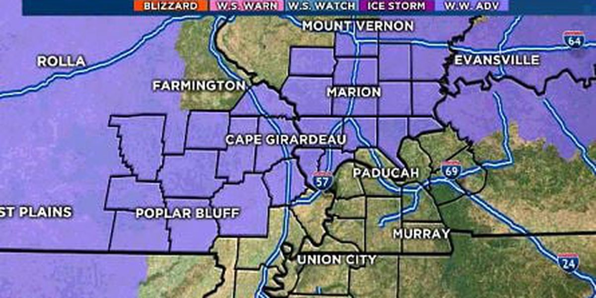 First Alert: Tracking snow; check school closings