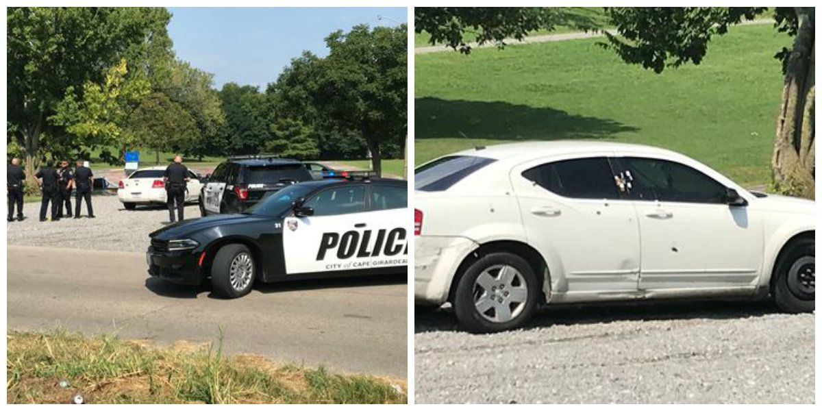 Police called to gunshots fired, 1 injured at Missouri Park in Cape Girardeau, Mo.