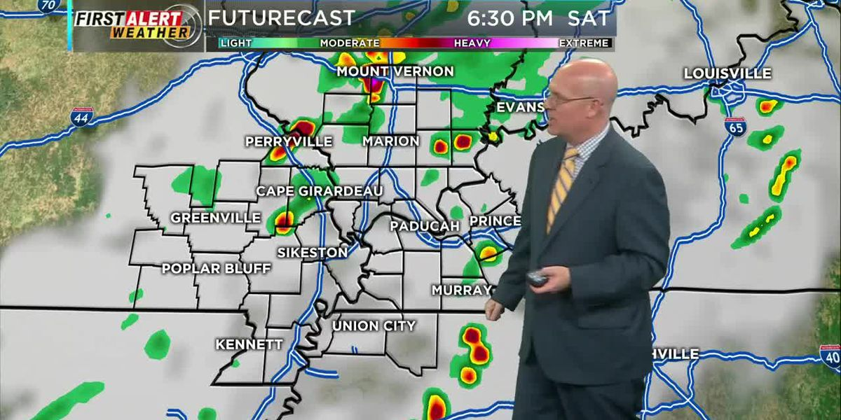 First Alert Noon forecast 3/27