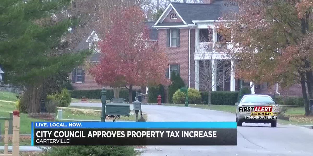 City council approves tax increase