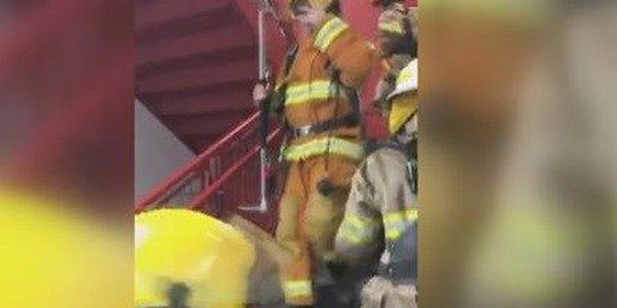 Jackson, MO students get 9/11 firefighter lesson