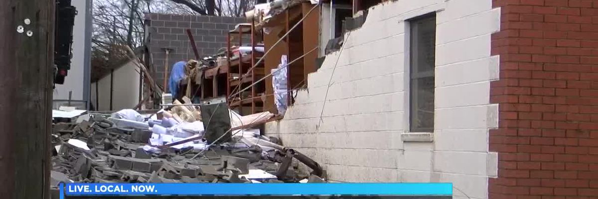 NWS surveying storm damage in Cape Girardeau, Bollinger Counties