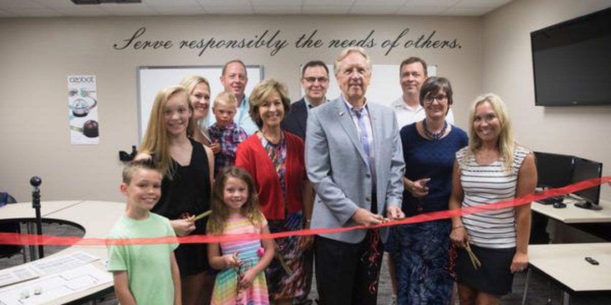 Southeast EDvolution Center's 'Makerspace' named for Smiths