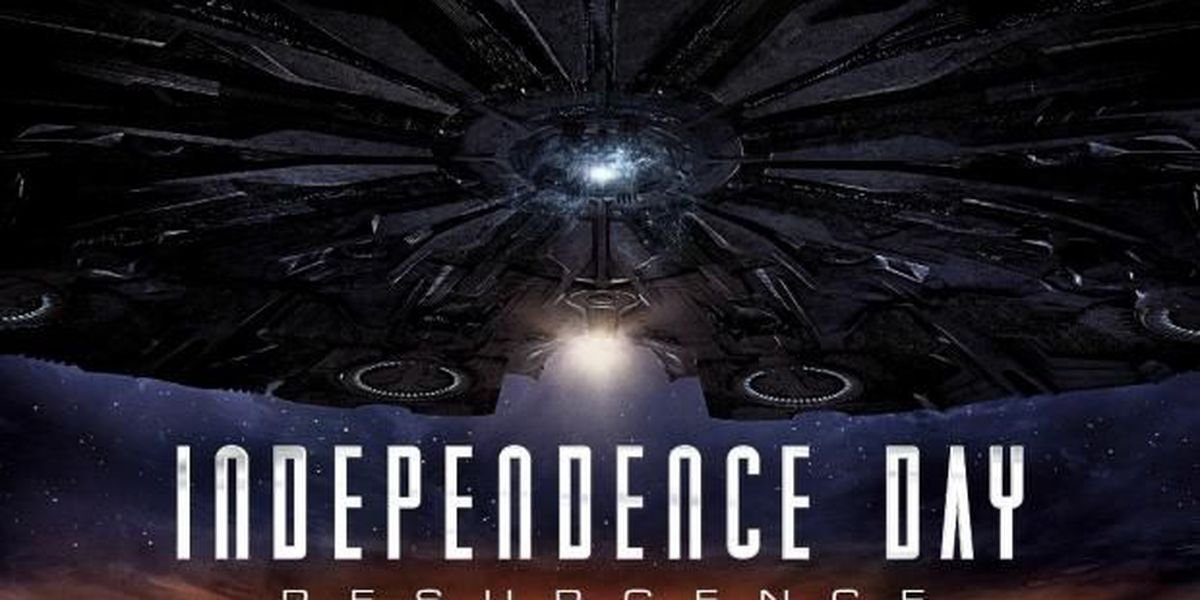 New Releases: 'Independence Day: Resurgence', 'The Shallows', 'Free State of Jones', and 'The Neon Demon'