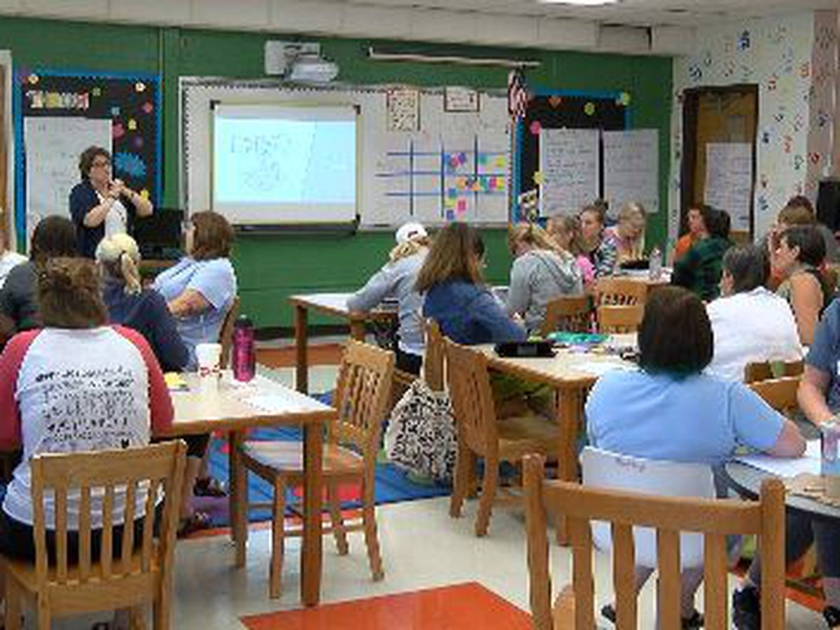 Jefferson Elem. becoming STREAM school through new Project Based Learning program