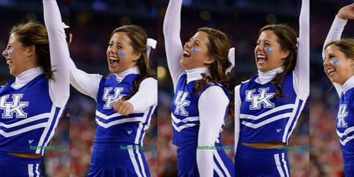 Graves High 2011 grad, national champion cheers for KY Wildcats in Final Four