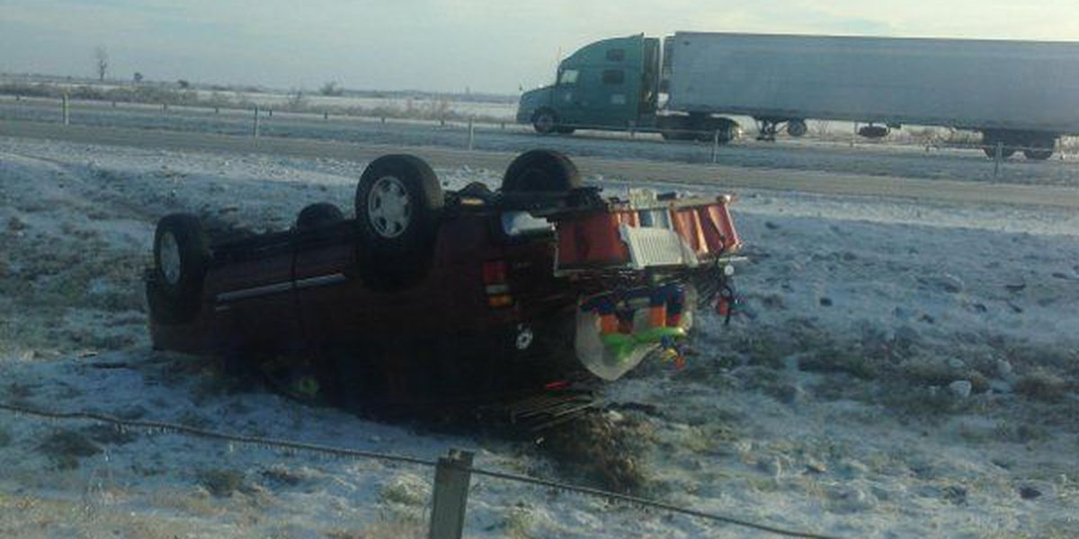 Delays on I-55 after multiple crashes in Pemiscot County