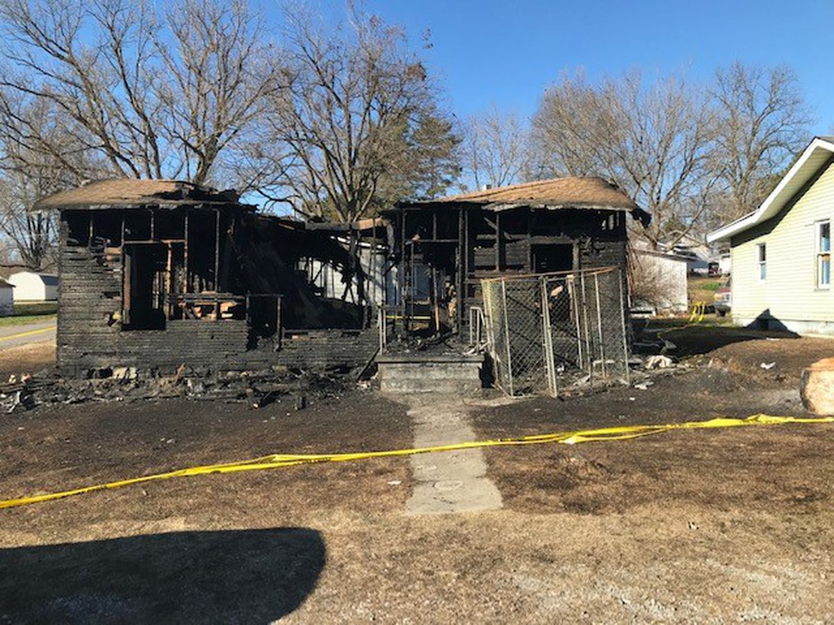 Adult, 2 children killed in Zeigler, Ill. house fire identified