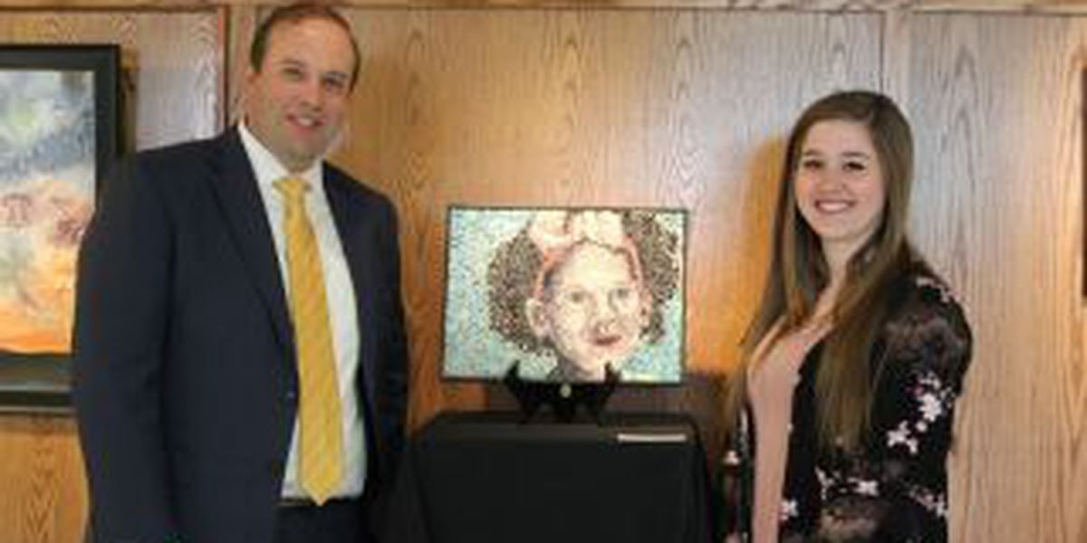 Congressional Art Competition winner announced at Mineral Area College
