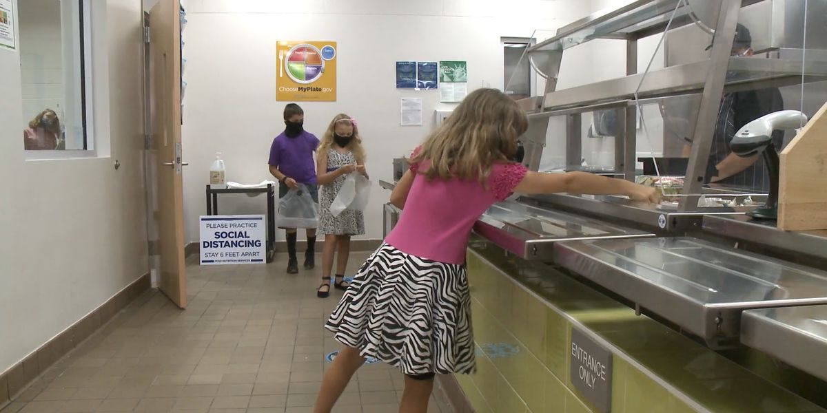 USDA extends school nutrition waiver