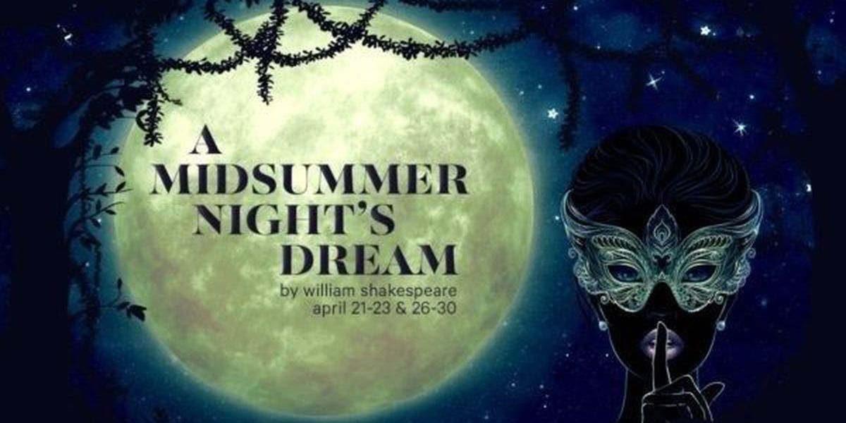 Southeast Conservatory of Theatre and Dance to perform 'A Midsummer Night's Dream'