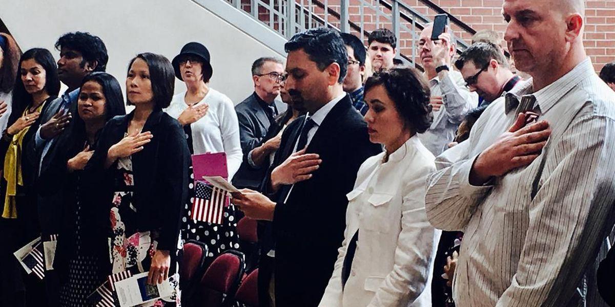 18 people sworn in as naturalized U.S. citizens in Cape Girardeau
