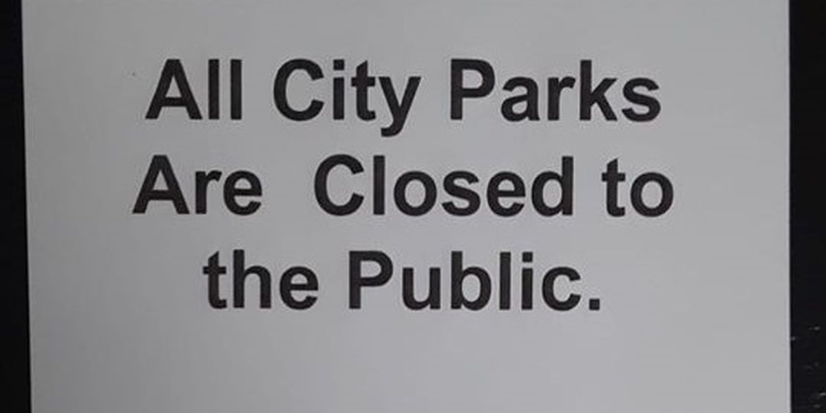 All public parks in Puxico, Mo. closed