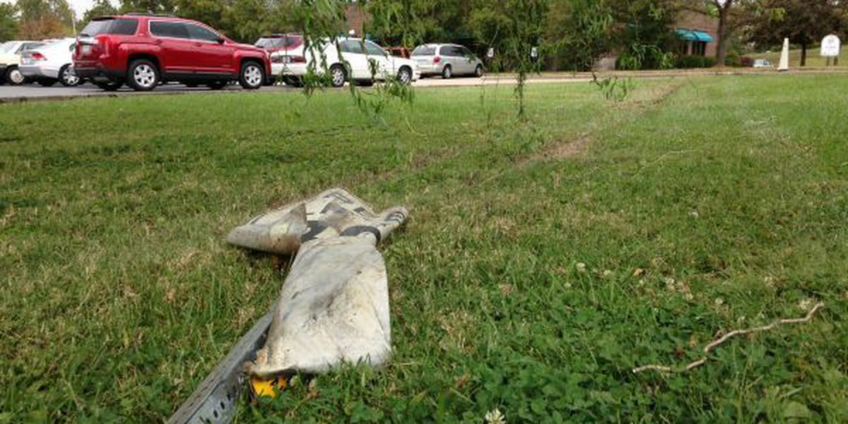 Driver safe after crashing into a tree in Cape Girardeau