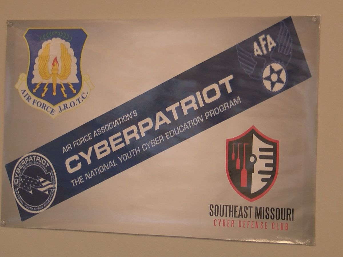 Heartland students compete in nationwide CyberPatriot Challenge