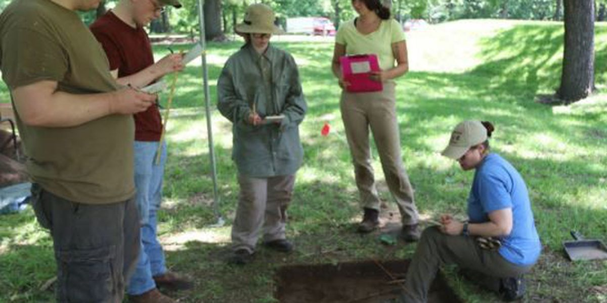 Second fort at historical site discovered by students at SIU