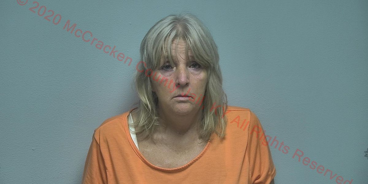Paducah resident charged with 2 counts of wanton endangerment of a police officer