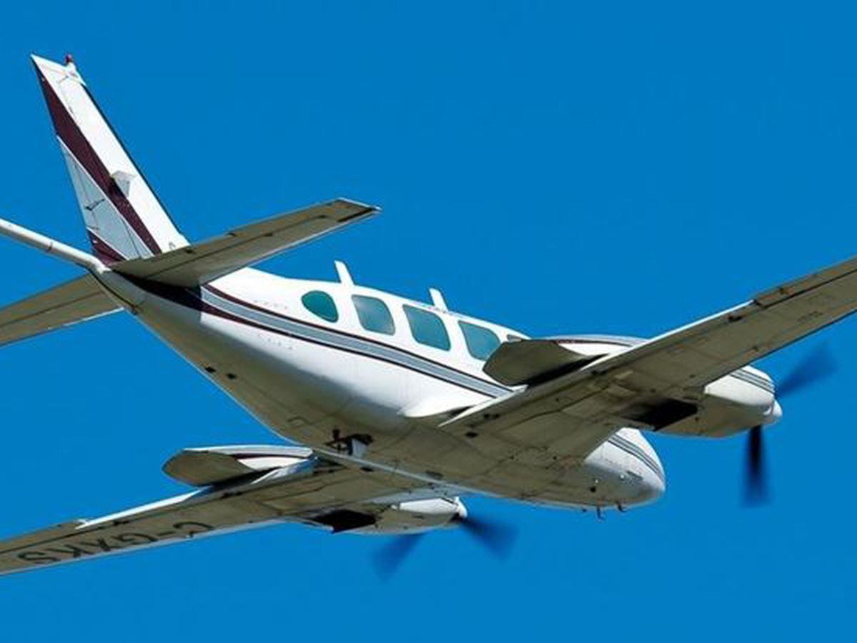 USGS: Airplane to map geology of southeast MO, southern IL