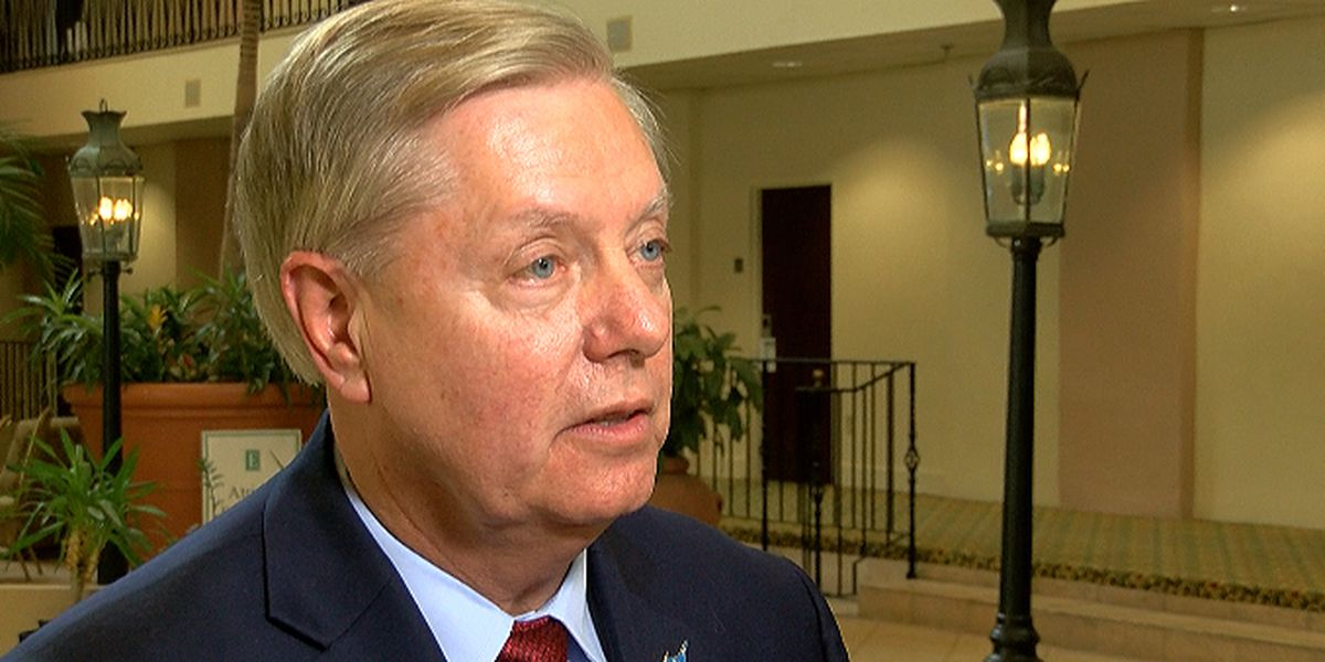 Senator Lindsey Graham voices concerns about election commission proposal