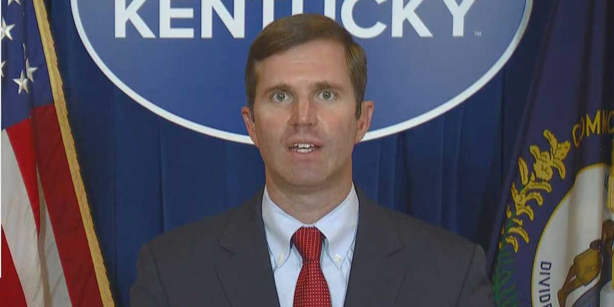 Gov. Beshear, First Lady test negative for COVID-19, 'feeling better' according to governor's office