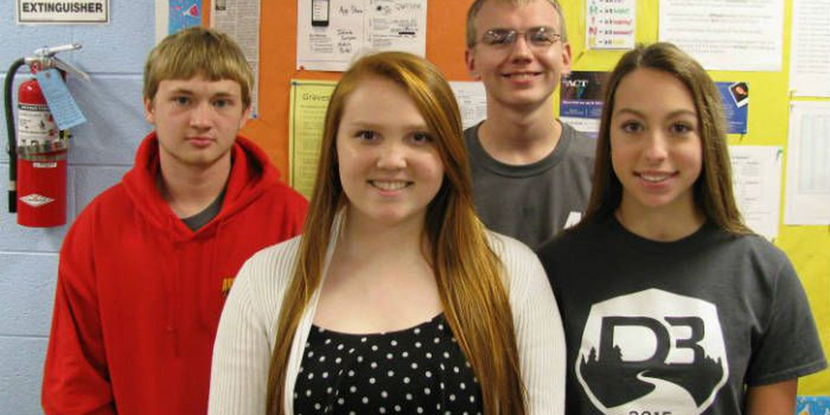 Graves Co. High School AP students place well in chemistry competition