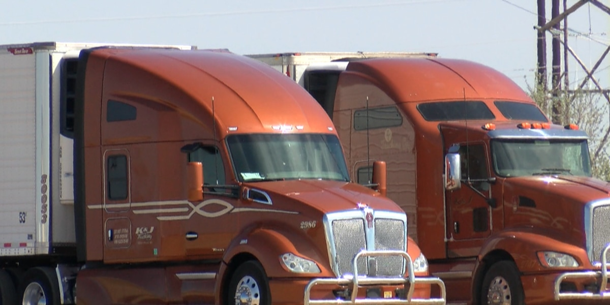 Gov. Beshear announces $395,000 federal grant for combatting heavy vehicle use tax evasion