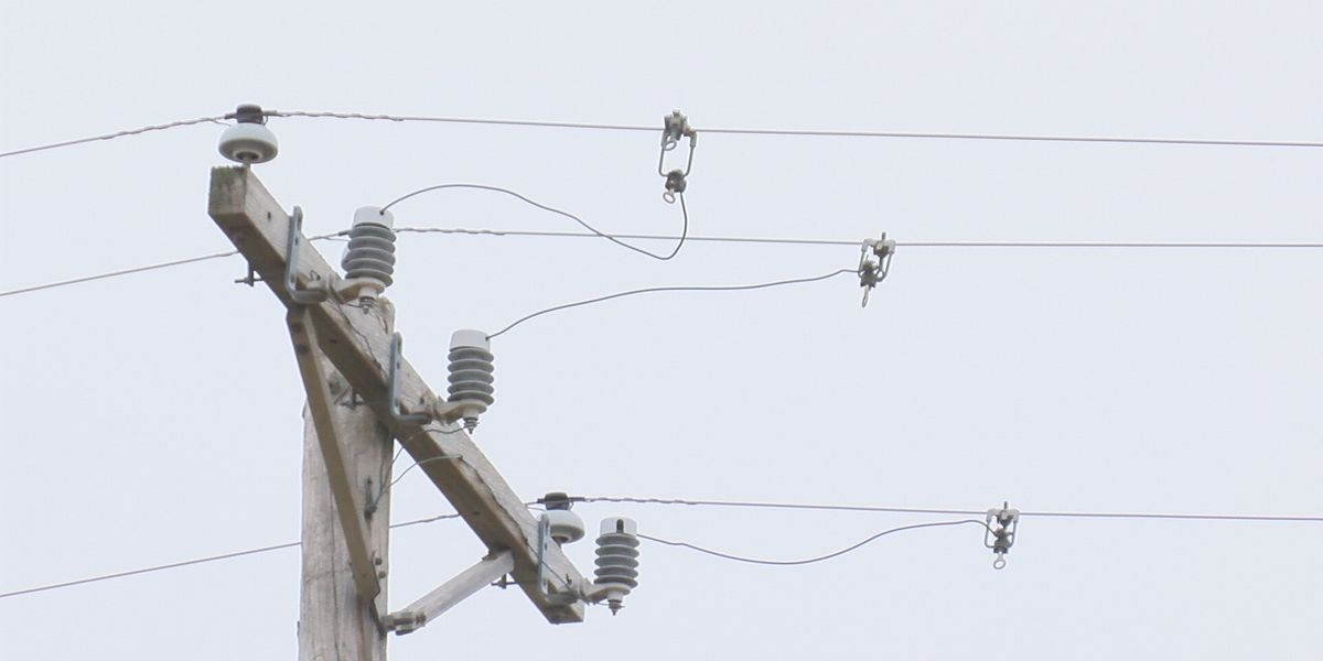 Possible power outages due to cold weather