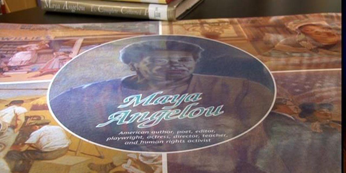 Angelou inspires the Heartland