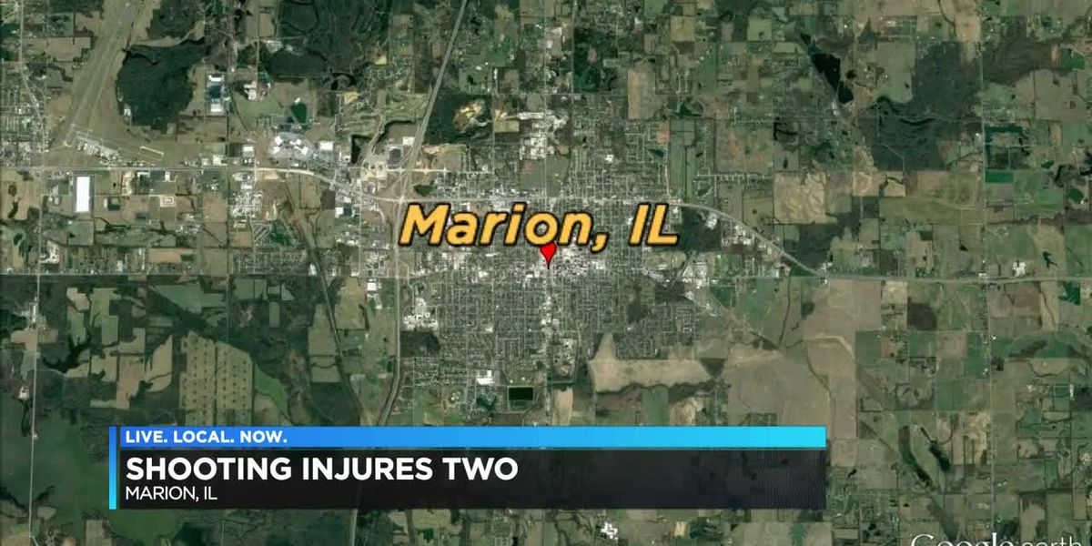 2 injured in shooting in Marion, Ill.