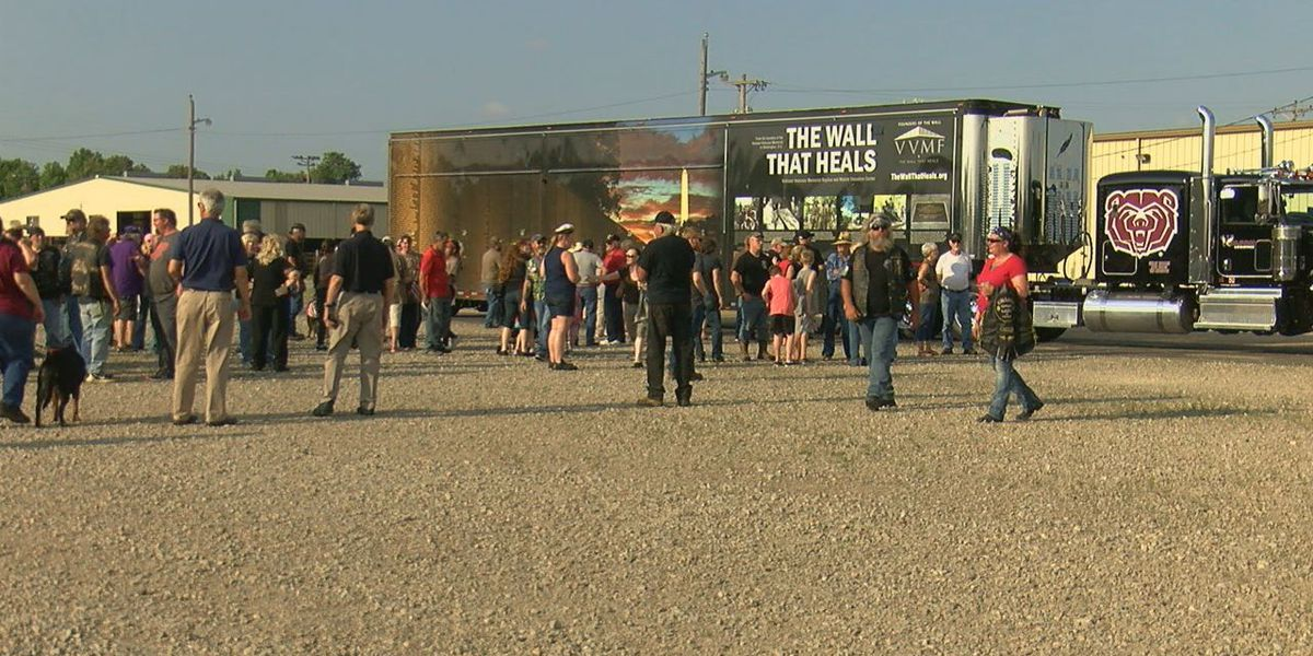 Mobile tribute to our veterans travels to Paragould