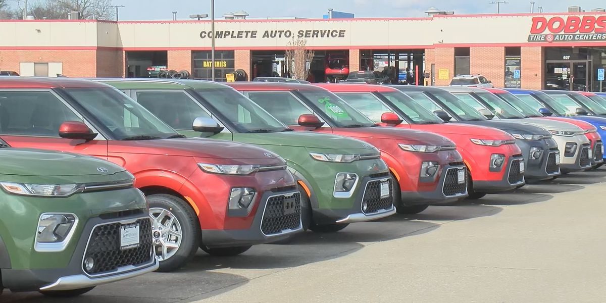 December is a busy month for car dealerships