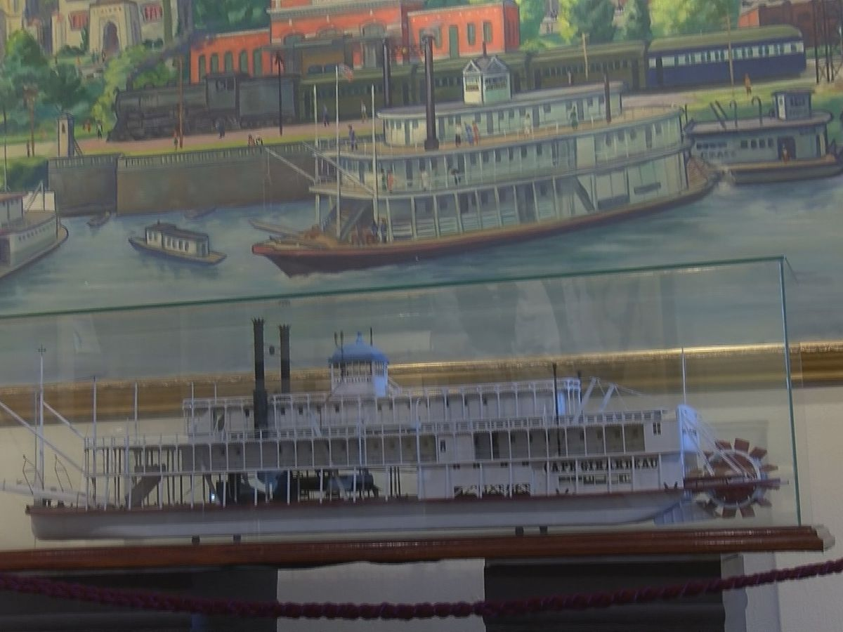 Flooding impacts July river boats visits to Cape Girardeau, MO