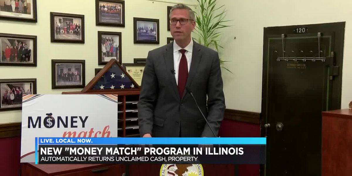 Program to give back $12M in lost money to IL residents