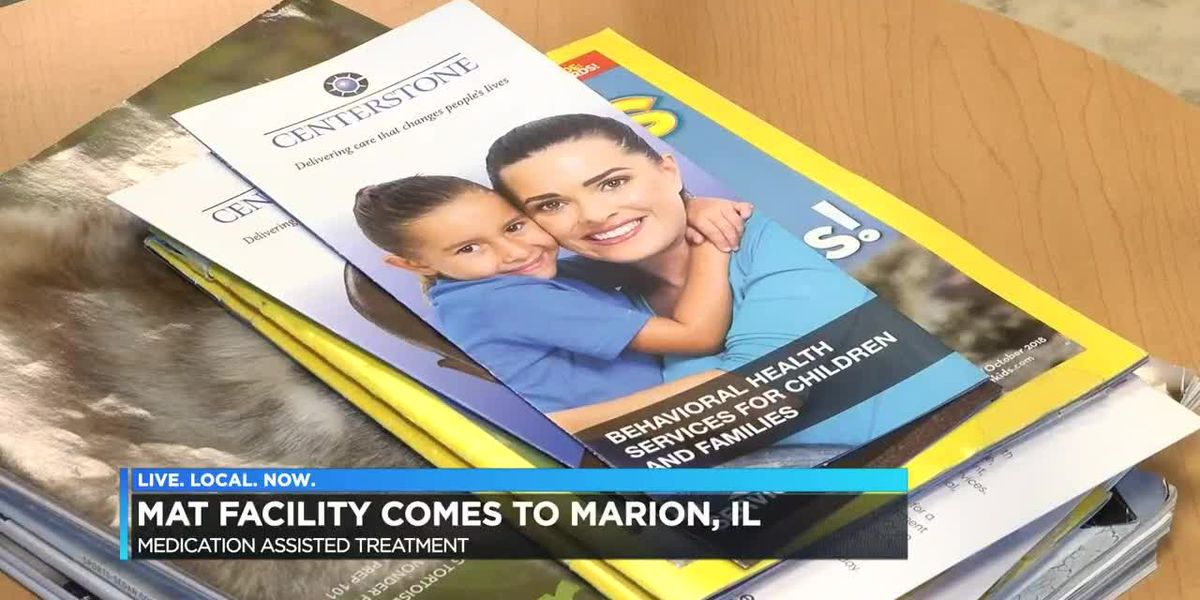 MAT facility comes to Marion, Ill.