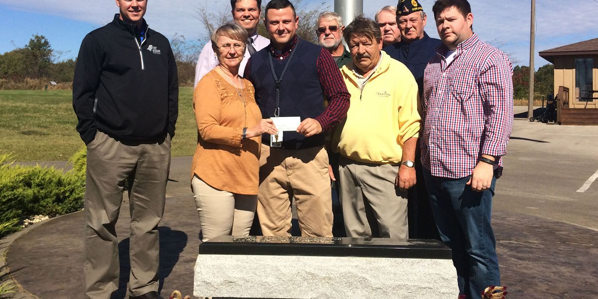 Golf tournament in honor of Marine funds programs for Veterans