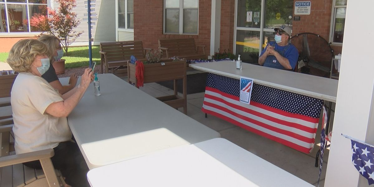 Cape Girardeau Veterans Home allows outdoor visitations