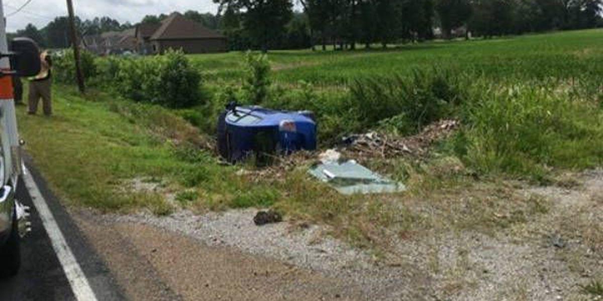 Martin, TN woman injured in crash