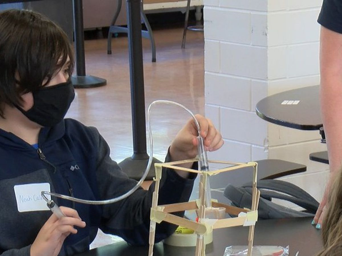 Heartland students get hands on experience in engineering
