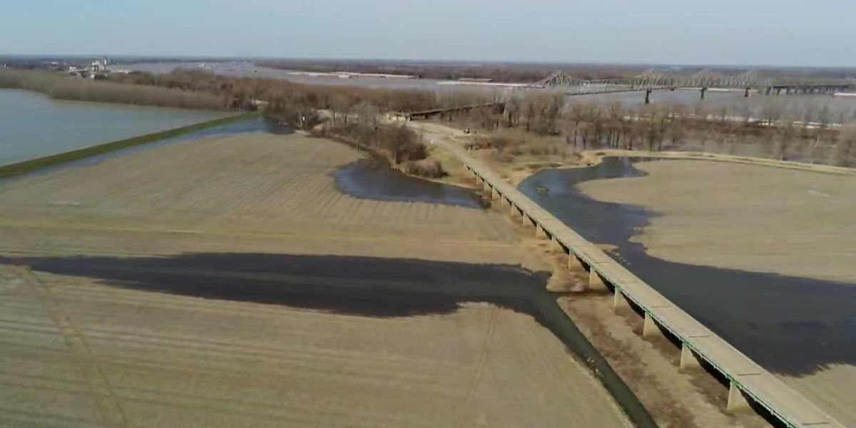 River flooding could impact some travel