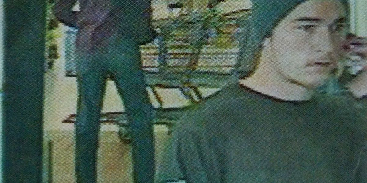 Police seek information leading to theft suspect in Paducah