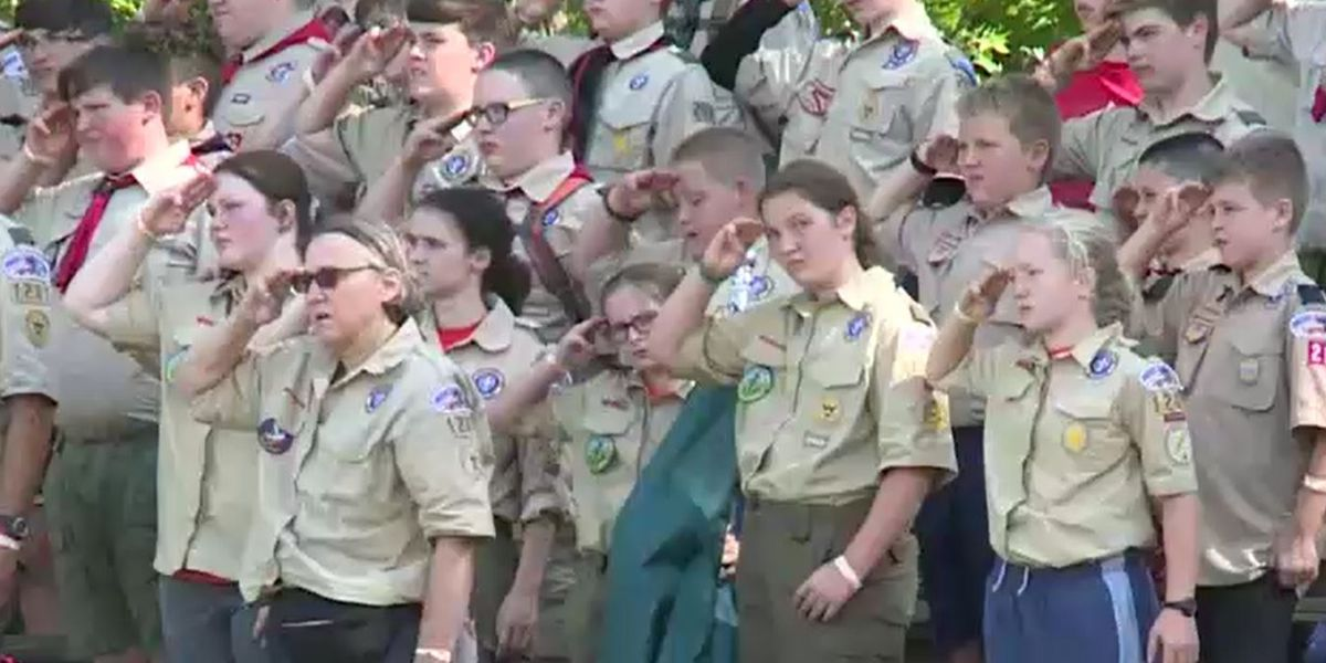 Boy Scouts of America camp opens doors to all-girl troops in Kentucky