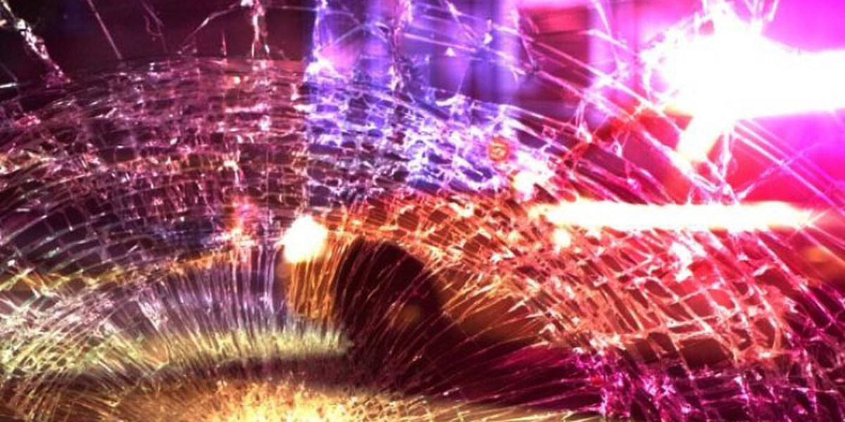 Woman injured, man arrested after two-car crash in Graves Co., KY
