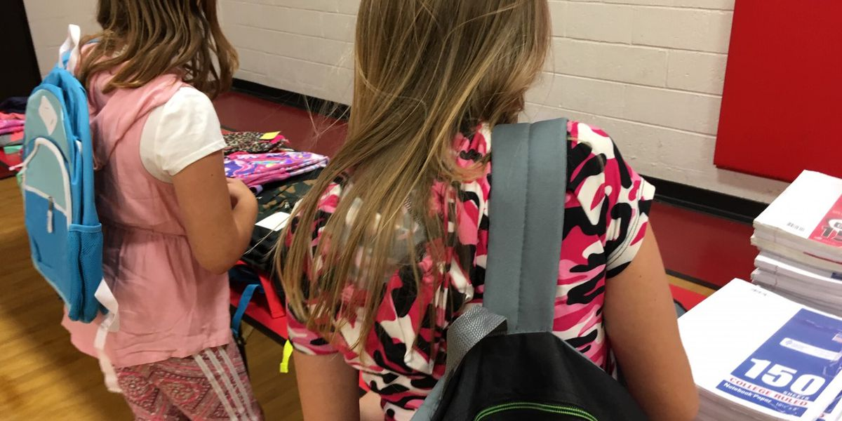 Shawnee schools helping students with school supplies on heels of devastating flood