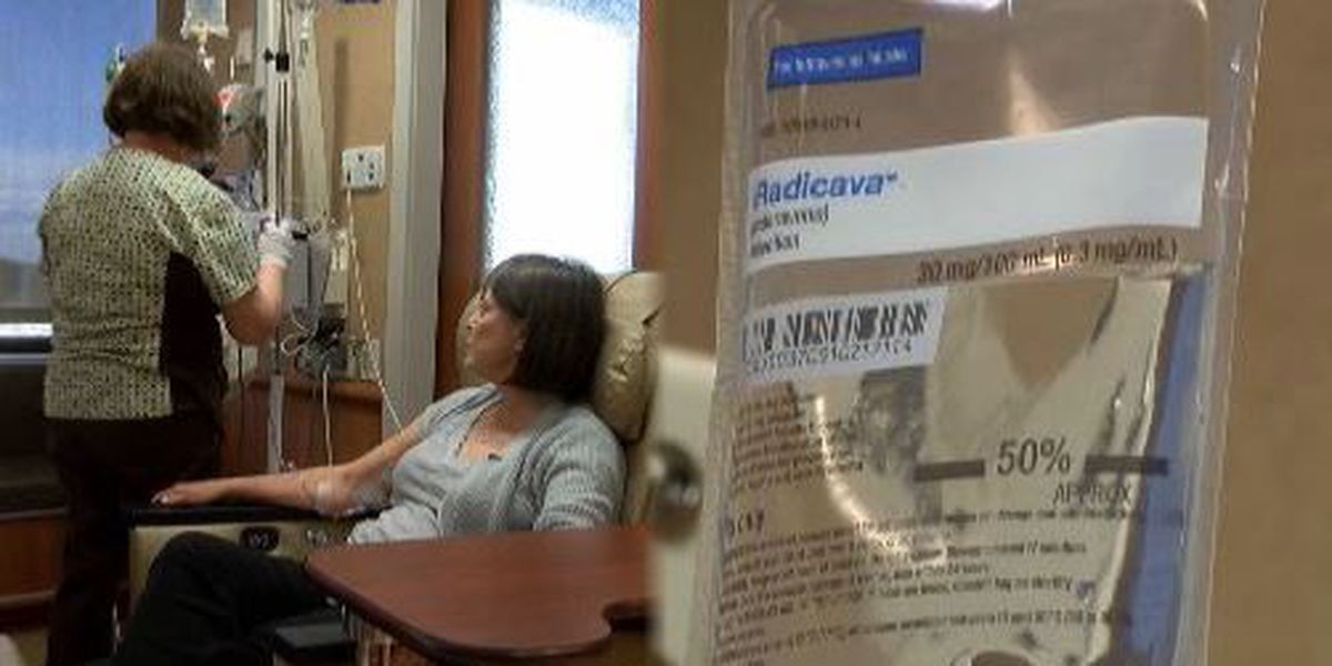 New ALS treatment gives Heartland woman hope