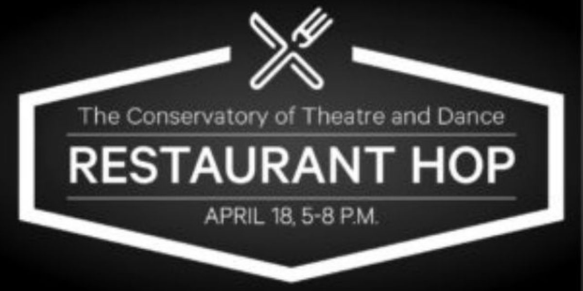 Restaurant Hop benefits SEMO's Conservatory of Theatre and Dance